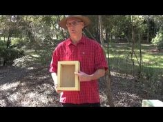 Dr Tim Heard, Research Scientist, talks about the design of an Australian native beehive, suitable for many species, especially Tetragonula carbonaria and Te. Stingless Bees, Bee Hive Plans, Box Maker, Bee Boxes, Research Scientist, Best Insulation, Beehive, Bee Keeping, Exterior Paint
