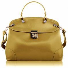 Women s Mock Croc Satchel Flap Over Handbag Ladies Designer Celebrity Style Shoulder Bag for sale Handbag Stores, Bag Sale, Fashion Handbags, Crocs, Celebrity Style, Beige, Shoulder Bag, Zip, Purses