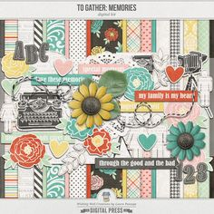 """To Gather: Memories 