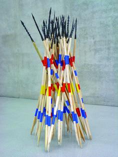 Pascale Marthine Tayou, 'Wardrobe,' 2014, Centre for Fine Arts (BOZAR)