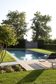 Having a pool sounds awesome especially if you are working with the best backyard pool landscaping ideas there is. How you design a proper backyard with a pool matters. Swimming Pool Landscaping, Swimming Pool Designs, Backyard Landscaping, Landscaping Equipment, Above Ground Pool, In Ground Pools, Backyard Pool Designs, Dream Pools, Pool Houses
