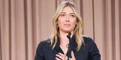 Maria Sharapova to resume as U.N. goodwill ambassador in April
