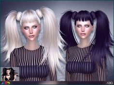Sims 4 CC's - The Best: Anto - Asia (Hair)