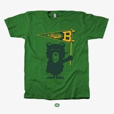 Cute #Baylor t-shirt for a future Bear! (found at Congress Clothing)