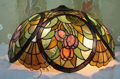 tiffany lamp shades | Tiffany Lamp Shade (LS20T000596) - China Tiffany Lamp,Tiffany Table ...