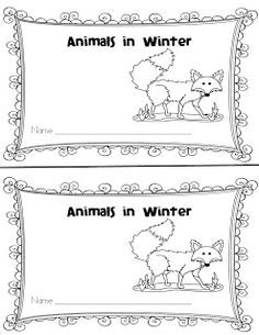 Animals in Winter *FREEBIE*  Excellent!  All about hibernation, migration and adaptation