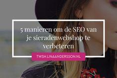 Marketingblogs voor Webshopondernemers - The Webshop Success Hub Online Marketing, Google, Om, Success, Seeds