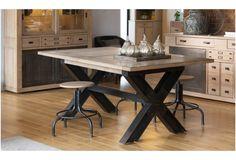 Table Esprit Loft 200x100cm.