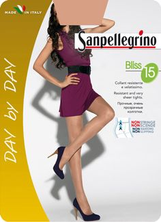 COLLANT BLISS 15 | Day by Day | Calze Classiche | Sanpellegrino | Csp International Fashion Group s.p.a.