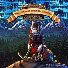 Tuomas Holopainen - The Life and Times of Scrooge, Full Album Glasgow 1877 Into The West Duel & Cloudspaces Dreamtime Cold Heart of the Klondike… Didgeridoo, Symphonic Metal, Paul Simon, Ella Fitzgerald, Metal Sinfônico, Heavy Metal, Neil Young, Iron Maiden, Bob Dylan