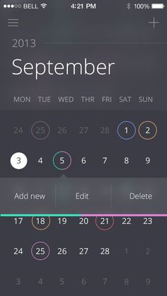 Showcase of Flat Apps Design Examples - eWebDesign
