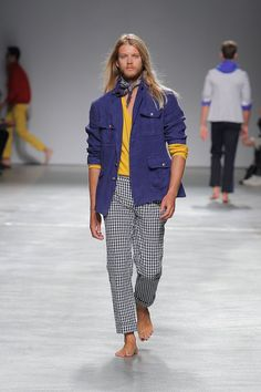 Male Fashion Trends: MUSTRA Spring-Summer 2018 - Moda Lisboa