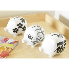 notNeutral Piggy Bank
