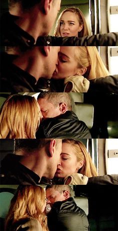 #Sara Lance #Leonard Snart #IM GONNA BE IN DENIAL FOR THE NEXT FEW MONTHS OKAY BYE