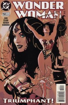 Cover for Wonder Woman (DC, 1987 series) #150