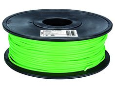 Velleman 3 mm PLA Filament for 3D Printer - Pea Green - http://discounted-3d-printer-store.co.uk/product/velleman-3-mm-pla-filament-for-3d-printer-pea-green/