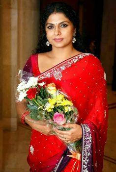 Mallu Serial Actress Asha Sarath Hot Latest Photos In Transparent Saree Navel Visible Beautiful Girl In India, Most Beautiful Indian Actress, Beautiful Saree, Beautiful Women, Indian Natural Beauty, Indian Beauty Saree, Indian Sarees, Asha Sarath, Silk Smitha