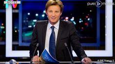 Laurent Delahousse élu présentateur du JT (Journal Télévisé = the news) on France 2.