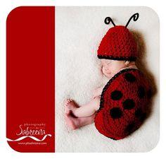Handmade, Crochet Newborn Lady Bug Outfit, Photo Prop for Newborn Photography… Newborn Boy Hats, Newborn Boy Clothes, Newborn Pics, Crochet Baby Pants, Newborn Crochet, Newborn Photo Outfits, Cute Baby Pictures, Baby Photos, Newborn Photography Props
