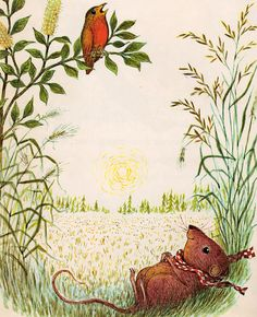 Sylvester, written by Adelaide Holl, illustrated by N.M. Bodecker (1960)- One of my favorite books when I was a child