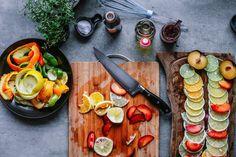 Receita: salada refrescante com geleia de frutas vermelhas (Foto: Simplesmente)