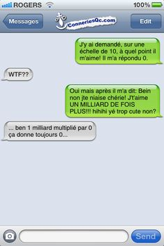 Amour et Mathématiques Funny Facts, Funny Jokes, Hilarious, Lol, Funny Images, Funny Pictures, Minions, Funny Messages, Text Messages
