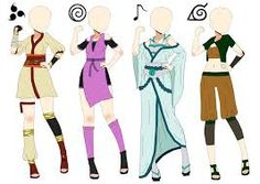 outfit adopts naruto - Google Search