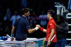 2016バークレイズ・ATPワールドツアー ファイナルズ  準決勝  VS ジョコビッチ戦