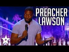 Crowd Goes Wild For Stand-Up Comedian Preacher Lawson