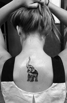 elephant tattoo designs (44)