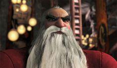 Primeiro trailer de Rise of the Guardians mostra versão guerreira de Papai Noel