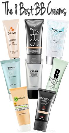Lust List: 8 BB Creams to love now.