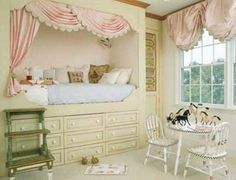 30 Custom Built In Kids Beds for Unique Room Design to Match Kids Personality