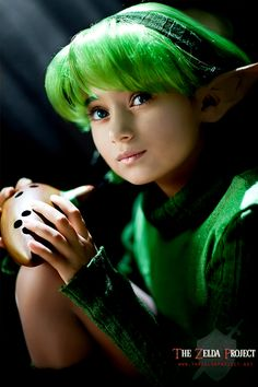 Saria, Sage of the Forest