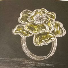 ring Jewelry Sketch, Jewellery Sketches, Brooch, Rings, Jewerly, Drawing Drawing, Brooches, Ring, Jewelry Rings