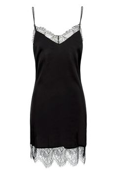 Zara ~  The slip is this season's dress. A very sexy one at that.