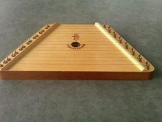 Music Maker Musical Instruments Lap Harp made in Belarus Nepenenoyka