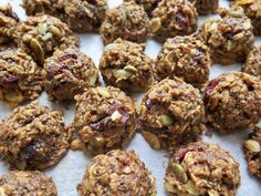 The Life is Oh So Sweet - Madame Labriski Carré Rice Krispies, Pumpkin Recipes, Cookie Recipes, Nut Allergies, Salty Snacks, Sweet Cookies, Almond Cookies, Super Healthy Recipes, Galette