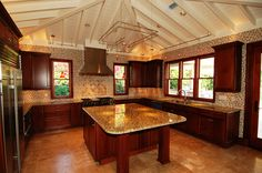 Amazing Chef's dream kitchen overlooking the water... see the entire home, asking $1,800,000.00