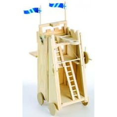 toys medieval | medieval seige tower see more from pathfinders $ 48 00 product rating ...