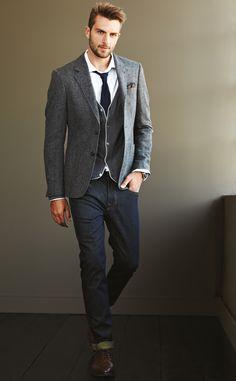 Richards | Outono Inverno 2013 | Lookbook Masculino