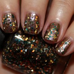 OPI The Living Daylights over The World Is Not Enough- Skyfall Collection
