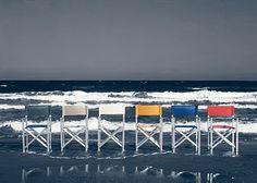 Clack chair- Gandia Blasco