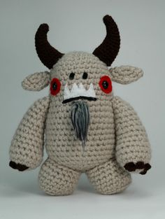 monster   #amigurumi #crochet