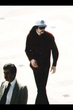 Michael Jackson beard
