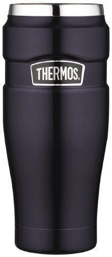 NEW-Thermos-Stainless-King-16-Ounce-Leak-Proof-Travel-Mug