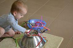 Little Dues: Juegos - Introducimos objetos por diferentes agujeros