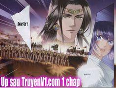 Sủng Phi Của Pharaoh Chap 12