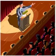 Know your audience...  #publicspeaking #speakingtips #knowyouraudience