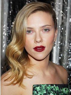 気品漂うアイシーカラー・アイ  スカーレット・ヨハンソン(Scarlett Johansson)